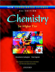 New Coordinated Science: Chemistry Students' Book: For Higher Tier - RoseMarie Gallagher,Paul Ingram - cover