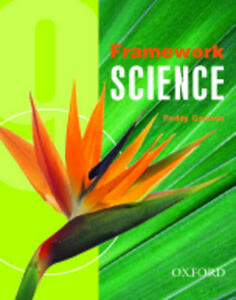 Framework Science: Year 9 Students' Book - Paddy Gannon - cover