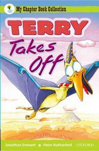 Oxford Reading Tree: All Stars: Pack 1A: Terry Takes off - Jonathan Emmett - cover
