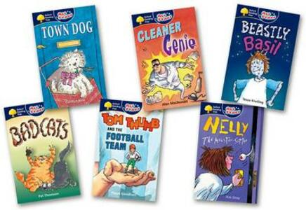 Oxford Reading Tree: All Stars: Pack 2A: Pack (6 Books, 1 of Each Title) - Alan McDonald,Carolyn Bear,Pippa Goodhart - cover