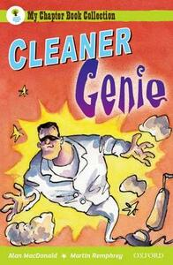 Oxford Reading Tree: All Stars: Pack 2A: Cleaner Genie - Alan McDonald - cover