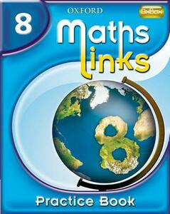 MathsLinks: 2: Y8 Practice Book - Ray Allan,Martin Williams - cover
