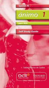 Animo 1: Para OCR AS Self-Study Guide with CD-ROM - Isabel Alonso de Sudea - cover