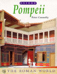 Pompeii - Peter Connolly - cover