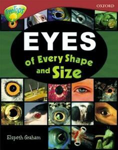 Oxford Reading Tree: Level 15: TreeTops Non-Fiction: Eyes of Every Shape and Size - Oxford Reading Tree - cover