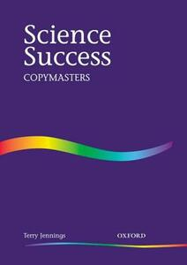Science Success - Terry Jennings - cover
