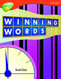 Oxford Reading Tree: Level 13: Treetops Non-Fiction: Winning Words - Susie Dent - cover