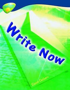 Oxford Reading Tree: Level 14: Treetops Non-Fiction: Write Now! - Elaine Canham - cover