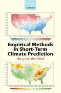 Empirical Methods in Short-Term Climate Prediction - Huug van den Dool - cover