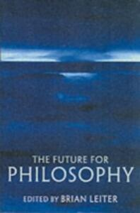 The Future for Philosophy - cover