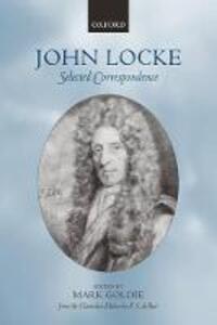 John Locke: Selected Correspondence - cover