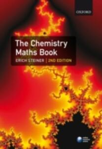 The Chemistry Maths Book - Erich Steiner - cover