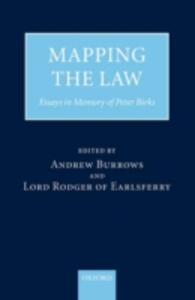 Mapping the Law: Essays in Memory of Peter Birks - cover