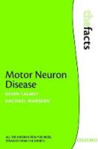 Motor Neuron Disease - Kevin Talbot,Rachael Marsden - cover