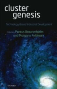 Cluster Genesis: Technology-Based Industrial Development - cover