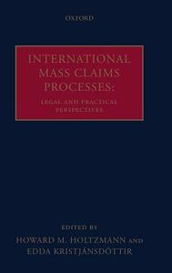 International Mass Claims Processes: Legal and Practical Perspectives - cover