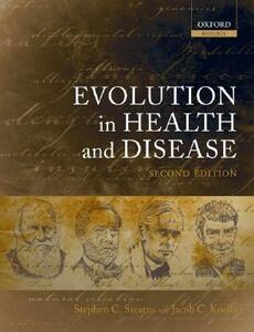 Evolution in Health and Disease - cover