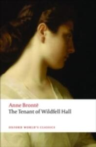 The Tenant of Wildfell Hall - Josephine McDonagh - cover