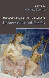 Horace: Odes and Epodes - cover