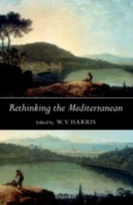 Rethinking the Mediterranean - cover