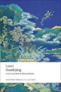Daodejing - Laozi - cover