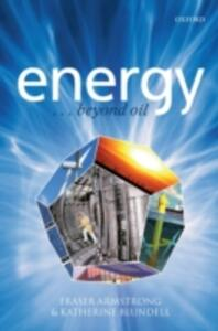 Energy... beyond oil - cover