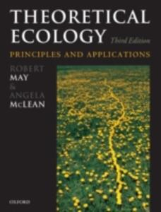 Theoretical Ecology: Principles and Applications - cover