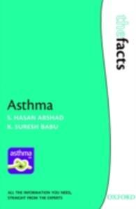 Asthma - S. Hasan Arshad,K. Suresh Babu - cover