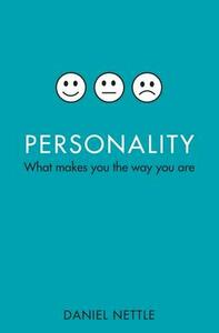 Personality: What makes you the way you are - Daniel Nettle - cover