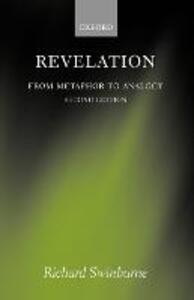 Revelation: From Metaphor to Analogy - Richard Swinburne - cover