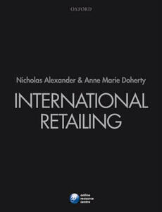 International Retailing - Nicholas Alexander,Anne Marie Doherty - cover