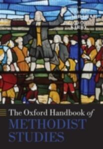 The Oxford Handbook of Methodist Studies - cover