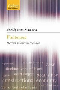 Finiteness: Theoretical and Empirical Foundations - cover