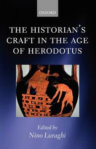 The Historian's Craft in the Age of Herodotus - cover