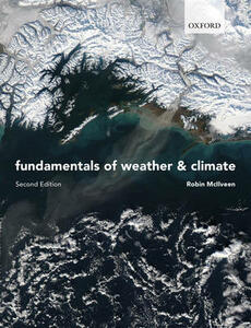 Fundamentals of Weather and Climate - Robin McIlveen - cover