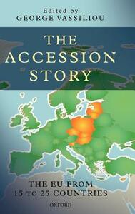 The Accession Story: The EU from 15 to 25 Countries - cover