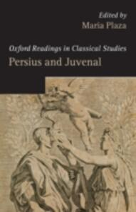 Persius and Juvenal - cover