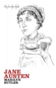 Jane Austen - Marilyn Butler - cover