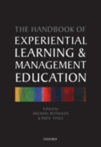 Handbook of Experiential Learning and Management Education - cover