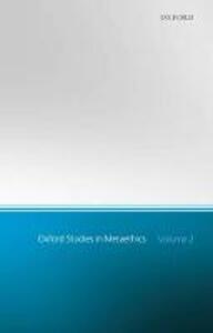 Oxford Studies in Metaethics: Volume II - cover