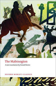 The Mabinogion - cover