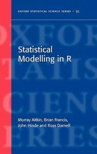 Statistical Modelling in R - Murray Aitkin,Brian Francis,John Hinde - cover