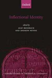 Inflectional Identity - cover