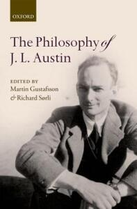 The Philosophy of J. L. Austin - cover