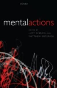 Mental Actions - cover