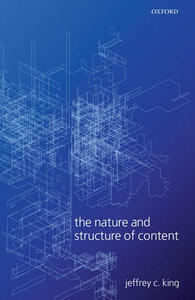 The Nature and Structure of Content - Jeffrey C. King - cover