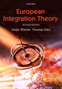 European Integration Theory - cover