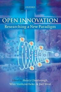 Open Innovation: Researching a New Paradigm - cover