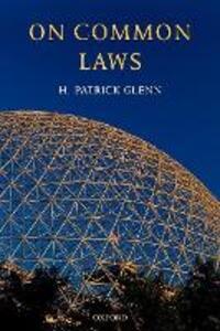On Common Laws - H. Patrick Glenn - cover