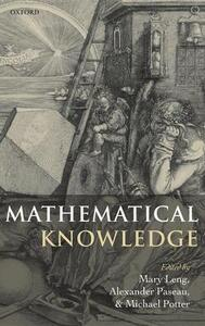 Mathematical Knowledge - cover